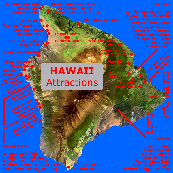 The SANDWICH ISLANDS .com*** on mauna kea trail map, glenwood trail map, hawaii volcanoes national park trail map,